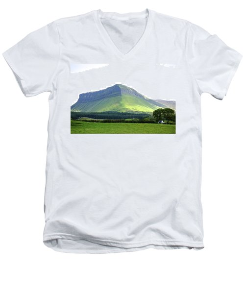 Ben Bulben Men's V-Neck T-Shirt