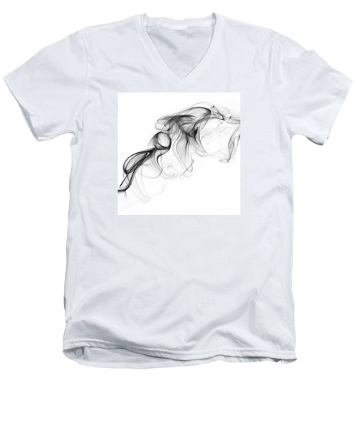 Fluidity No. 1 Men's V-Neck T-Shirt