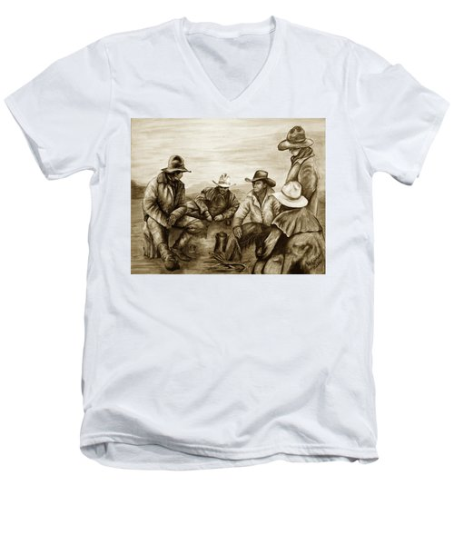 Matchless Men's V-Neck T-Shirt