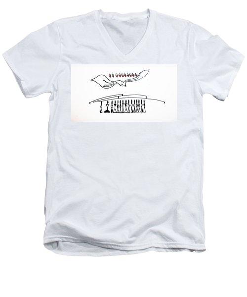 Pentecost Men's V-Neck T-Shirt