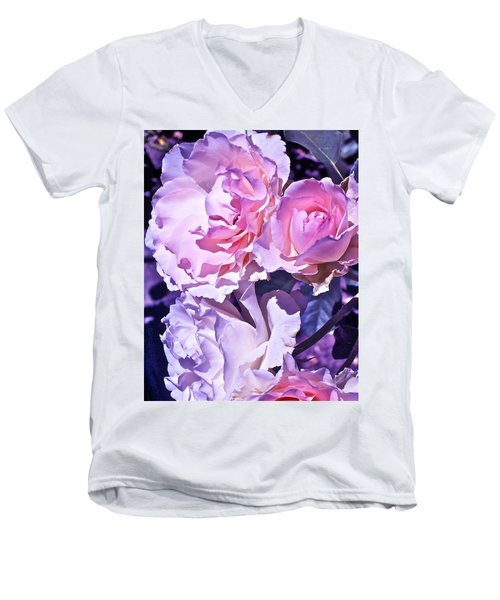 Rose 60 Men's V-Neck T-Shirt