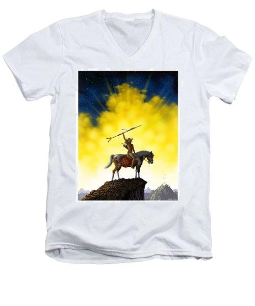 The Signal Men's V-Neck T-Shirt