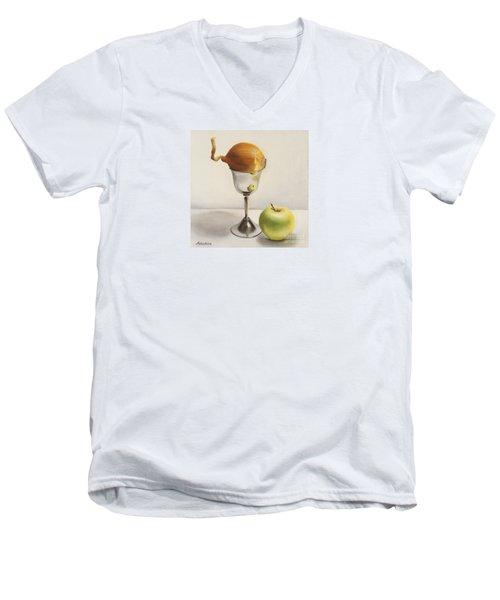 The Union Men's V-Neck T-Shirt