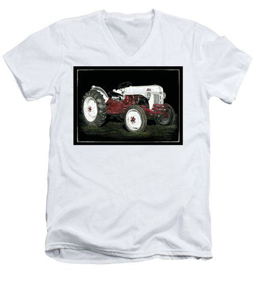 20 Horses Men's V-Neck T-Shirt
