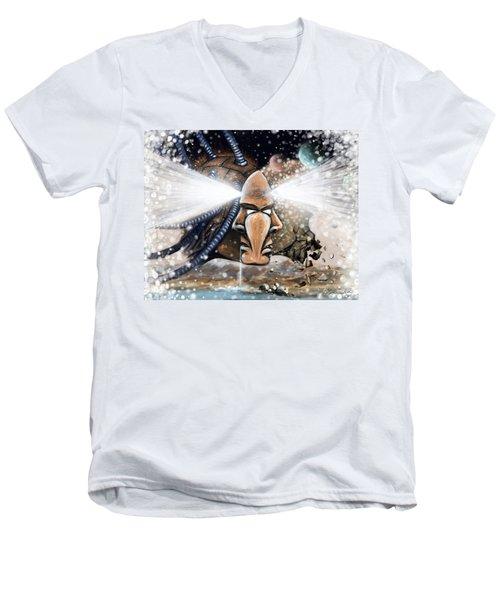 Mirror  Men's V-Neck T-Shirt