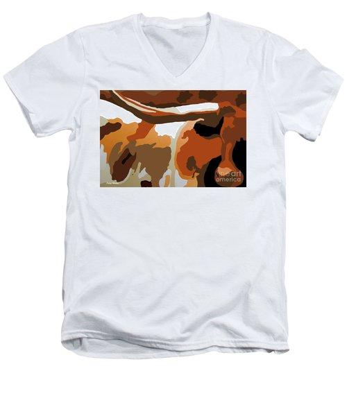 Bad Dude Men's V-Neck T-Shirt