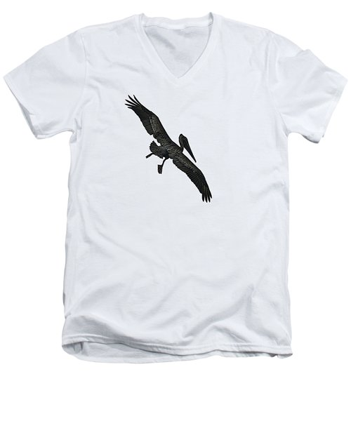 Pelican Selection Men's V-Neck T-Shirt