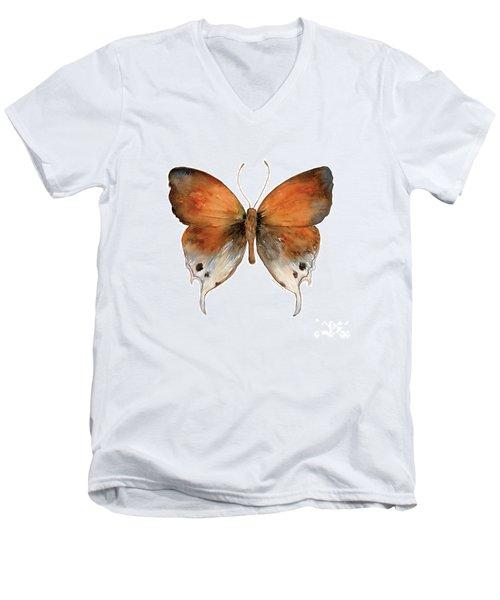 47 Mantoides Gama Butterfly Men's V-Neck T-Shirt