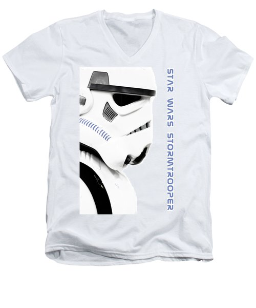 Star Wars Stormtrooper Men's V-Neck T-Shirt