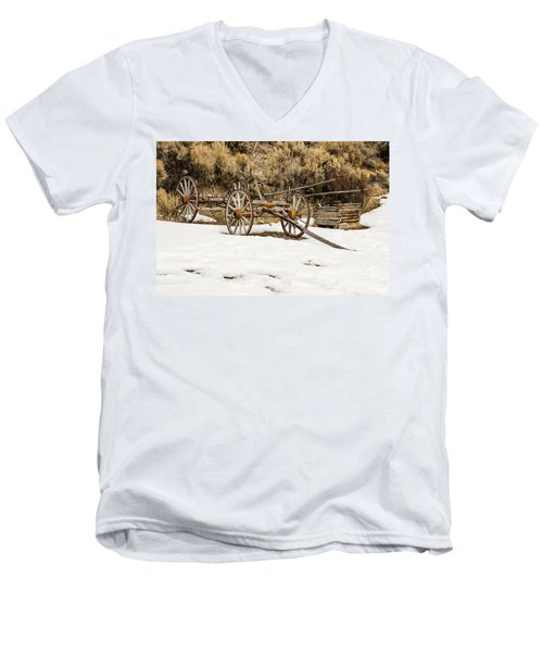 A Place In The Sun Men's V-Neck T-Shirt