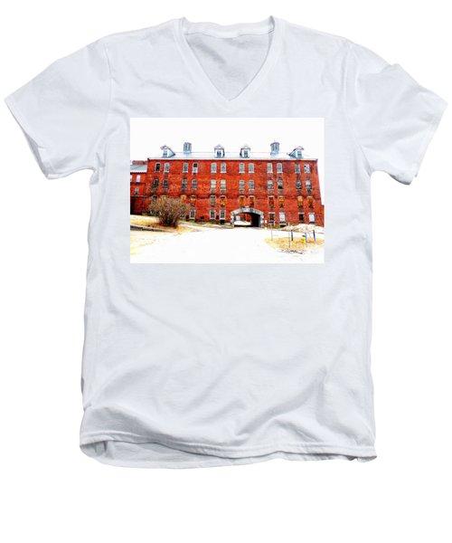 A Place Of Lost Dreams Men's V-Neck T-Shirt