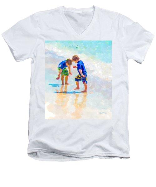 A Summer To Remember Iv Men's V-Neck T-Shirt