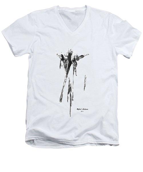 Abstract Series I Men's V-Neck T-Shirt