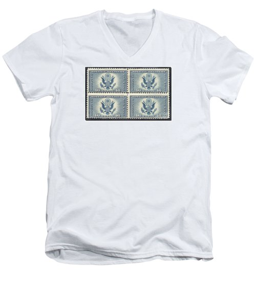 Air Mail Special Delivery Men's V-Neck T-Shirt