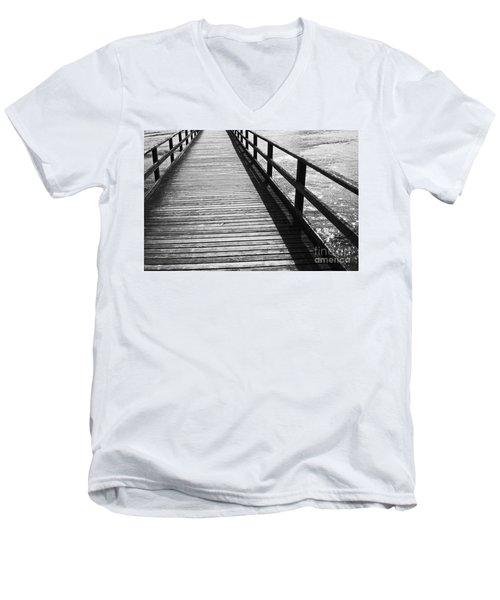 All That Glitters... Men's V-Neck T-Shirt