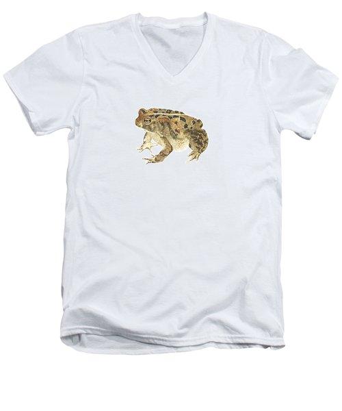 American Toad Men's V-Neck T-Shirt