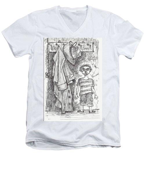 An Apartment Goblin Men's V-Neck T-Shirt