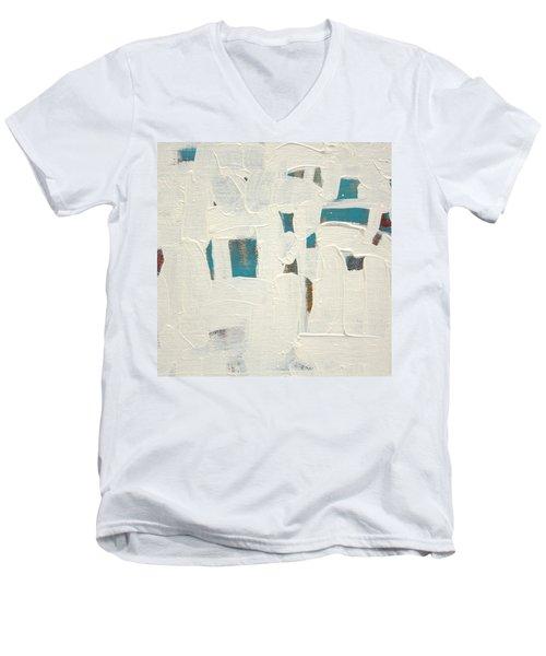 Aqueous  C2013 Men's V-Neck T-Shirt