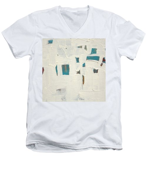 Aqueous  C2013 Men's V-Neck T-Shirt