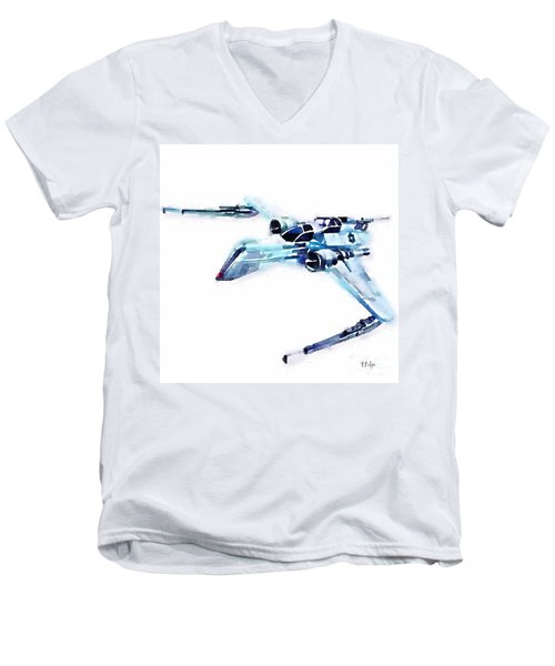 Arc-170 Starfighter Men's V-Neck T-Shirt