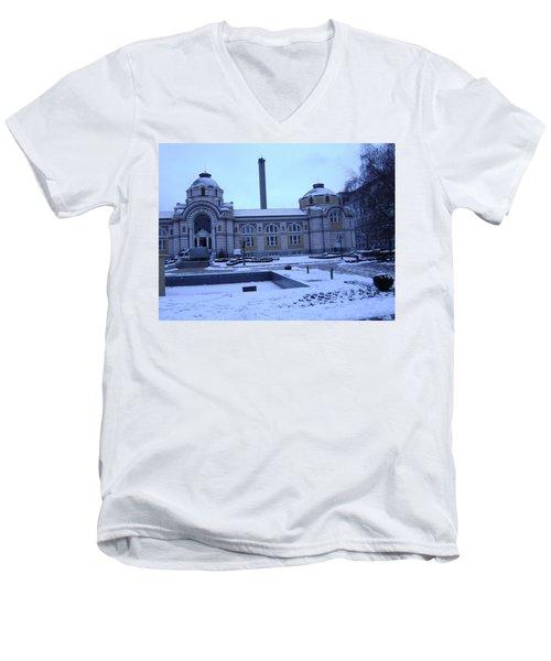 Architecture Men's V-Neck T-Shirt