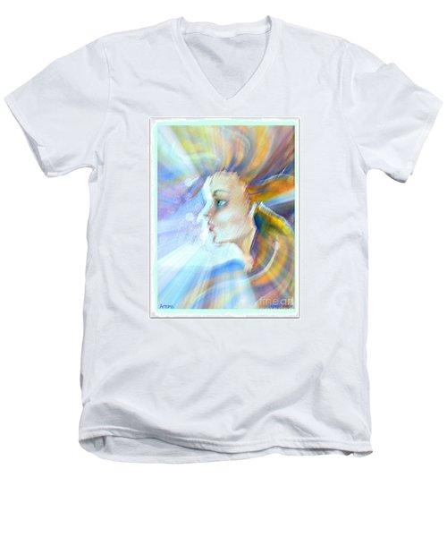 Artemis Men's V-Neck T-Shirt