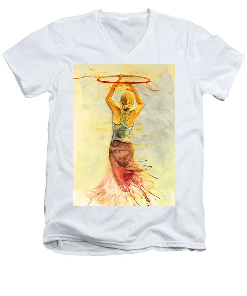 As The Sun Rises Men's V-Neck T-Shirt