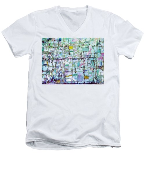 Associations Men's V-Neck T-Shirt