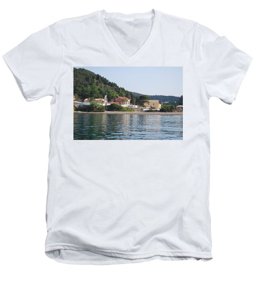 Beach 5 Men's V-Neck T-Shirt