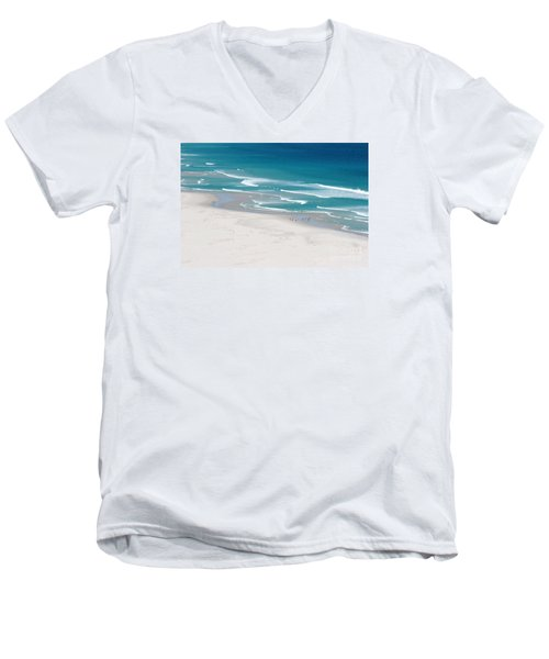 Beachscape Men's V-Neck T-Shirt