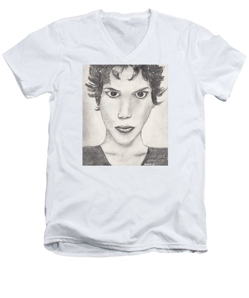 Beau Men's V-Neck T-Shirt