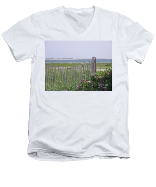 Beautiful Chatham Men's V-Neck T-Shirt