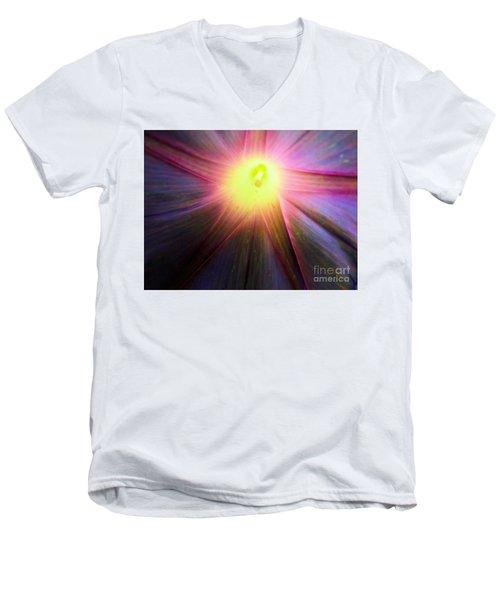 Beauty Lies Within Men's V-Neck T-Shirt