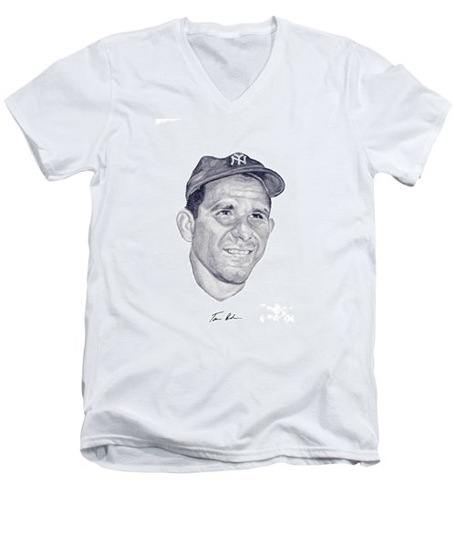 Berra Men's V-Neck T-Shirt