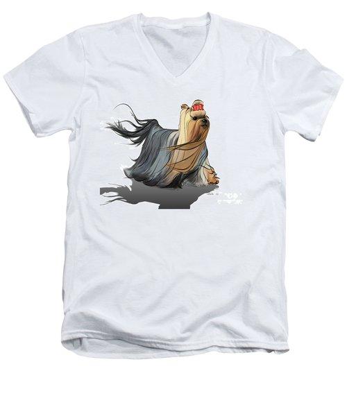 Best In Show Men's V-Neck T-Shirt