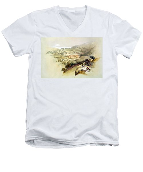 Bethany  Men's V-Neck T-Shirt