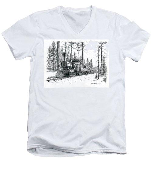 Betsy Men's V-Neck T-Shirt