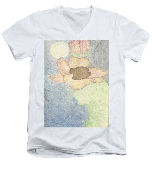 Between Dreams Men's V-Neck T-Shirt