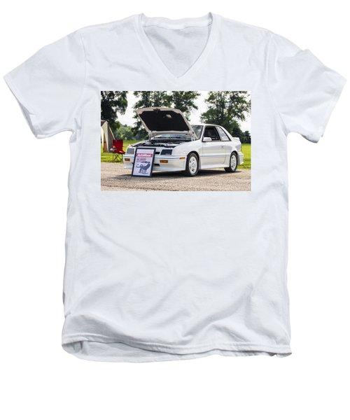 Birthday Car 05 Men's V-Neck T-Shirt