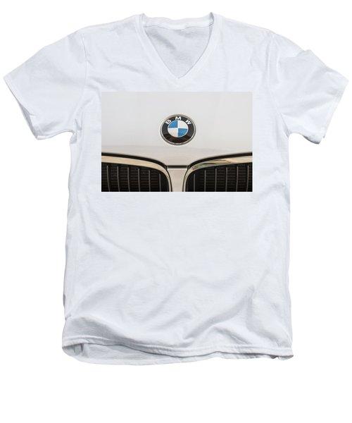 Bmw Emblem Men's V-Neck T-Shirt