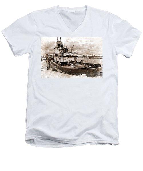 Bobbie Ann Men's V-Neck T-Shirt