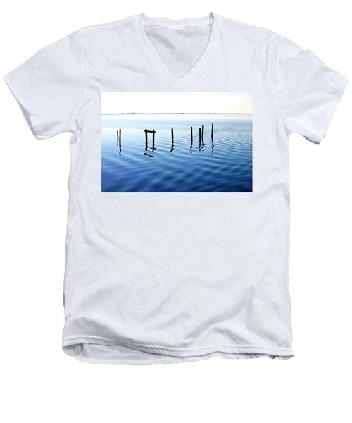 Bombdiggity Men's V-Neck T-Shirt