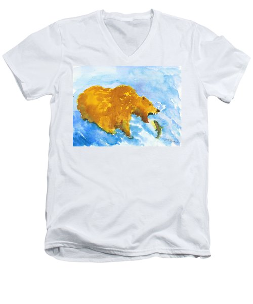 Bon Appetit Men's V-Neck T-Shirt