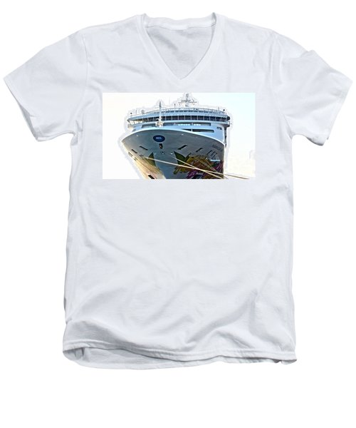 Breakaway Norwegian Men's V-Neck T-Shirt