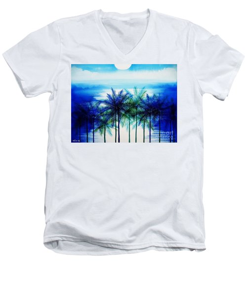 Breathtaking Men's V-Neck T-Shirt