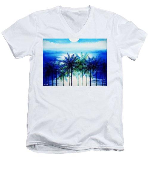 Breathtaking Men's V-Neck T-Shirt