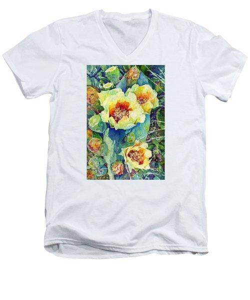 Cactus Splendor II Men's V-Neck T-Shirt