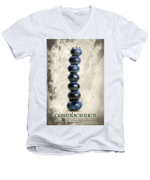Cairnberries Men's V-Neck T-Shirt