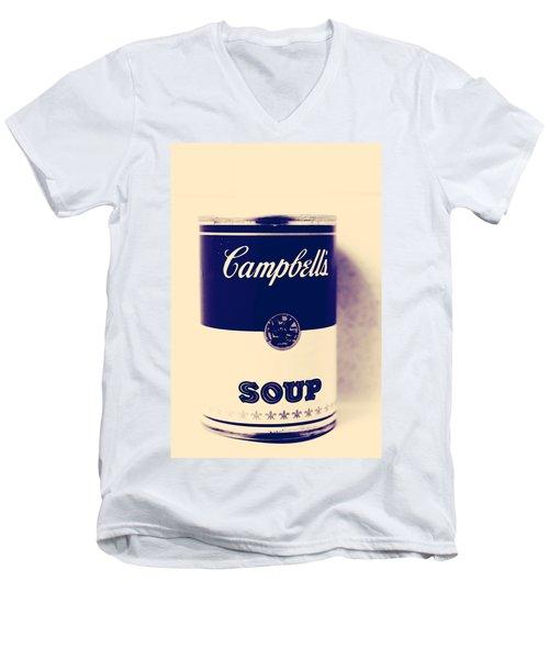 Campbells Soup Men's V-Neck T-Shirt
