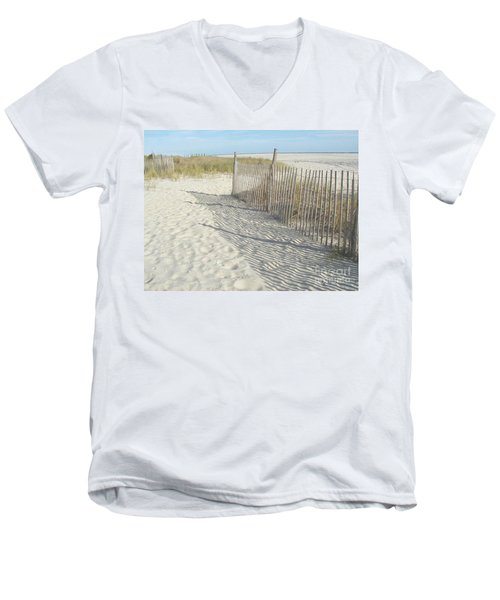 Cape May Men's V-Neck T-Shirt